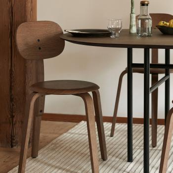 Výprodej Menu designové židle Afteroom Plywood Dining Chair (tmavý dub)