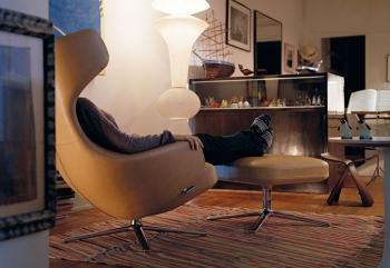 Vitra designová křesla Grand Repos