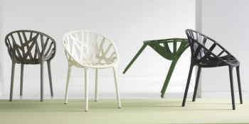 Vitra designové židle Vegetal