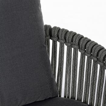 Pop up Home designové sedačky Tiva Antracite Sofa