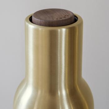 Menu designové slánky a pepřenky Bottle Grinders Set