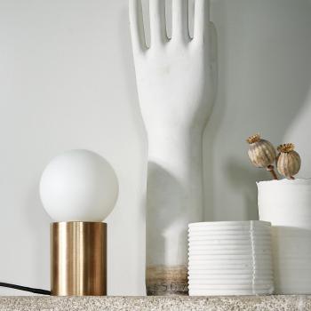 Menu designové stolní lampy Socket Table Lamp