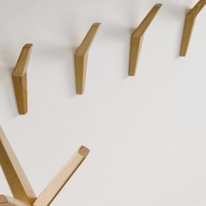 Belta Frajumar designové nástěnné věšáky Hang Wall (4 kusy)