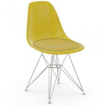 Výprodej Vitra designové židle DSR (černá skořepina/ černá podnož)