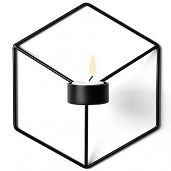 Menu designové nástěnné svícny POV Candle Holder Wall