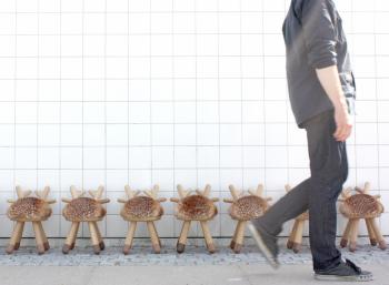 EO designové dětské stoličky Bambi Chair