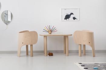 EO designové dětské stoličky Elephant Chair