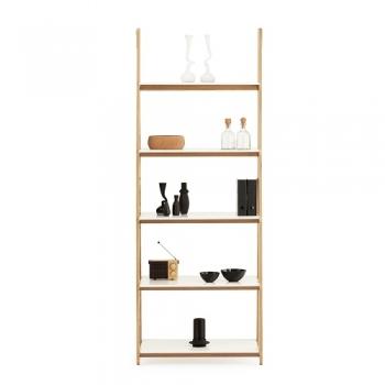 Normann Copenhagen designové knihovny One Step Up Bookcase