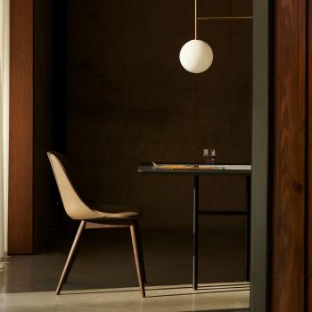 Menu designové jídelní stoly Snaregade Dining Table (průměr 120 cm)