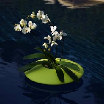 PLUST plovoucí květináče Ninfea 72