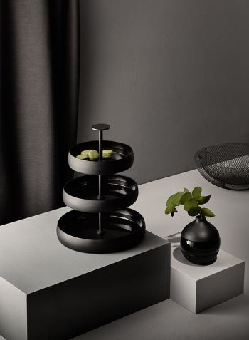 Philippi designové vázy Negretto S