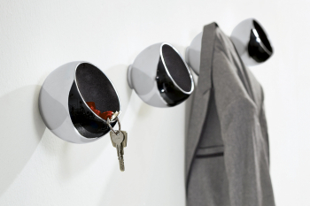 Philippi designové držáky na klíče Sphere