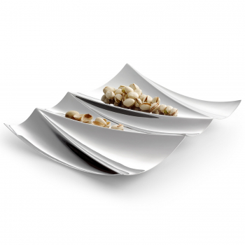 Philippi designové mísy Elbphilharmonie (set 2 kusů)