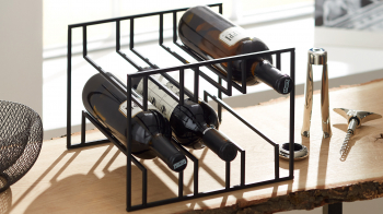 Philippi designové stojany na víno Cubo