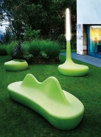 BD Barcelona zahradní sedačky Bd Love Bench