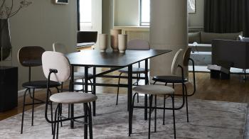 Menu designové židle Afteroom Dining Chair Plus