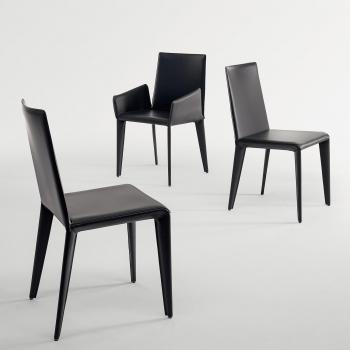 Výprodej Bonaldo designové barové židle Filly Up Too (výška sedáku 73 cm, šedá)