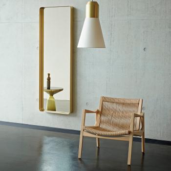 Classicon designová křesla Euvira Lounge Chair
