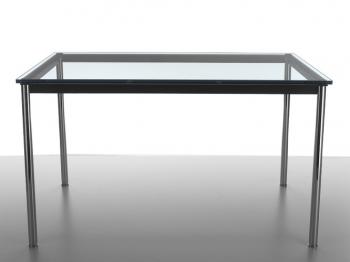CASSINA jídelní stoly LC10 obdelníkové 120 x 80 x 70