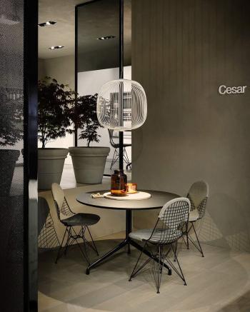 Výprodej Foscarini designová závěsná svítidla Spokes 2 (grafitová)