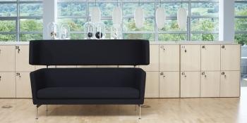 Vitra designové sedačky Suita Club Sofa