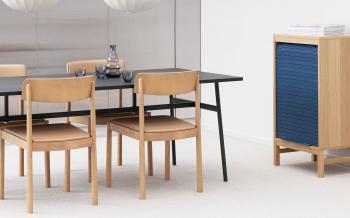 Normann Copenhagen designové židle Timb Chair