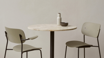 Menu designové židle Co Dining Chair Plastic