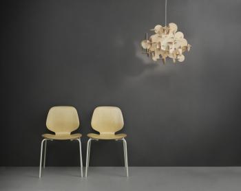 Výprodej Normann Copenhagen designová závěsná svítidla Bau Lamp Large
