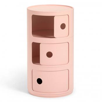 Kartell designové stolky Componibili Bio