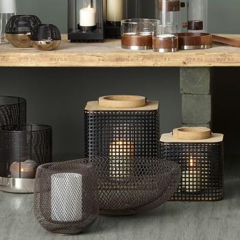 Philippi designové svícny Asgar S