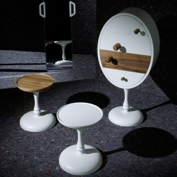 CASAMANIA odkládací stolky Marie Antoinette Pop