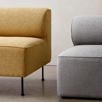 Menu designové sedačky Eave Modular Sofa 2 Seater (šířka 172 cm)