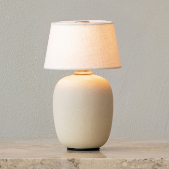 Menu designové stolní lampy Torso Table Lamp Portable