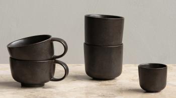 Menu designové šálky na kávu New Norm Dinnerware Espresso Cup (2 kusy)