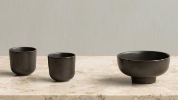 Menu designové mísy na ovoce New Norm Dinnerware Fruit Bowl