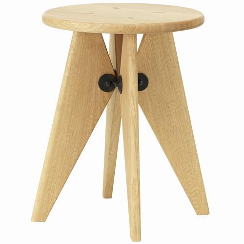 Vitra designové stoličky Tabouret Solvay