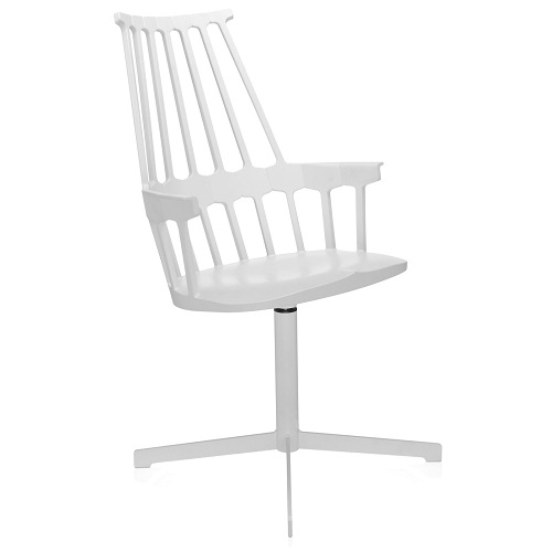 KARTELL židle Comback Chair Swivel