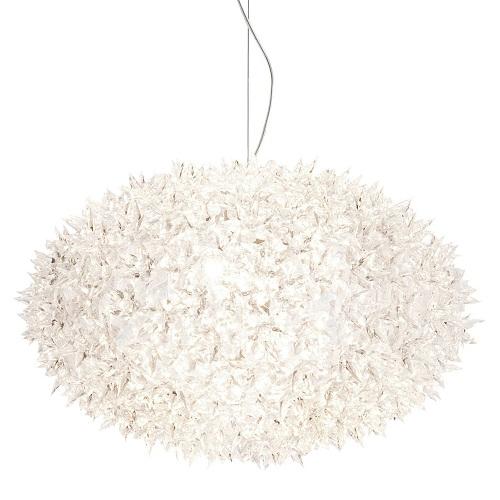 Kartell designová závěsná svítidla Bloom Big