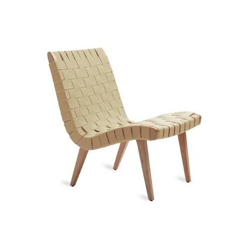 KNOLL křesla Risom Lounge Chair