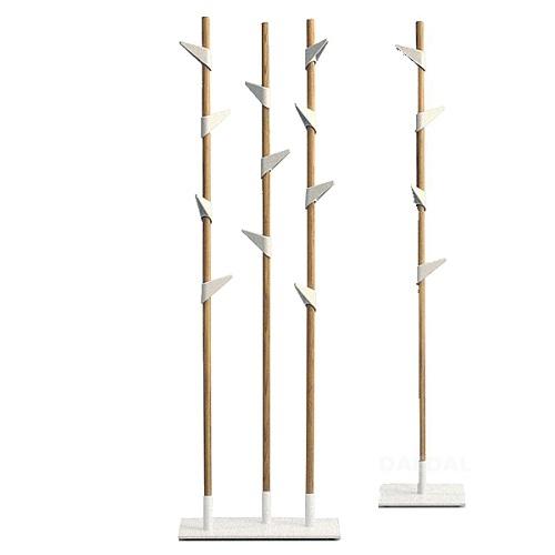 CASCANDO stojanové věšáky Bamboo
