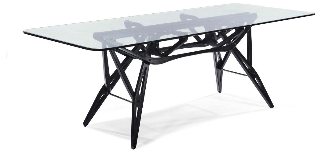 ZANOTTA jídelní stoly Reale 2320 (220 x 72 x 90 cm)