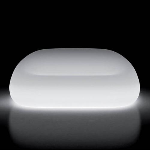 PLUST svítící sedačky Gumball Sofa Light