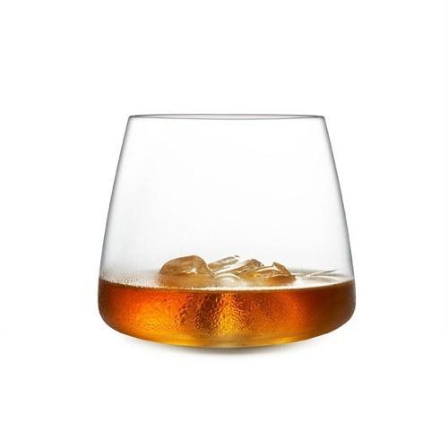 Designové sklenice na vodu NORMANN-COPENHAGEN Whiskey Glass (2 pcs)