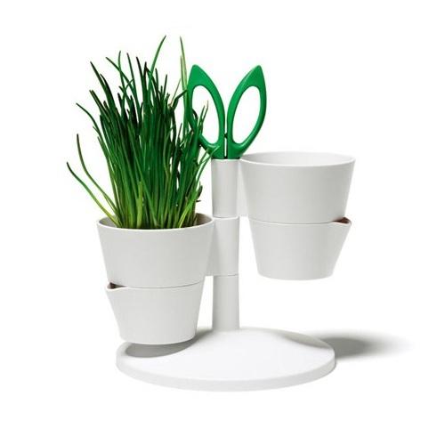 Výprodej Normann Copenhagen designové květináče na bylinky Herb Stand
