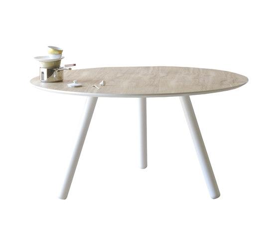 MINIFORMS jídelní stoly Pixie kulaté (průměr 150 cm)