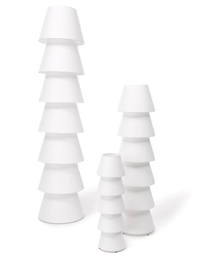 MOOOI stojací lampy Set Up Shade