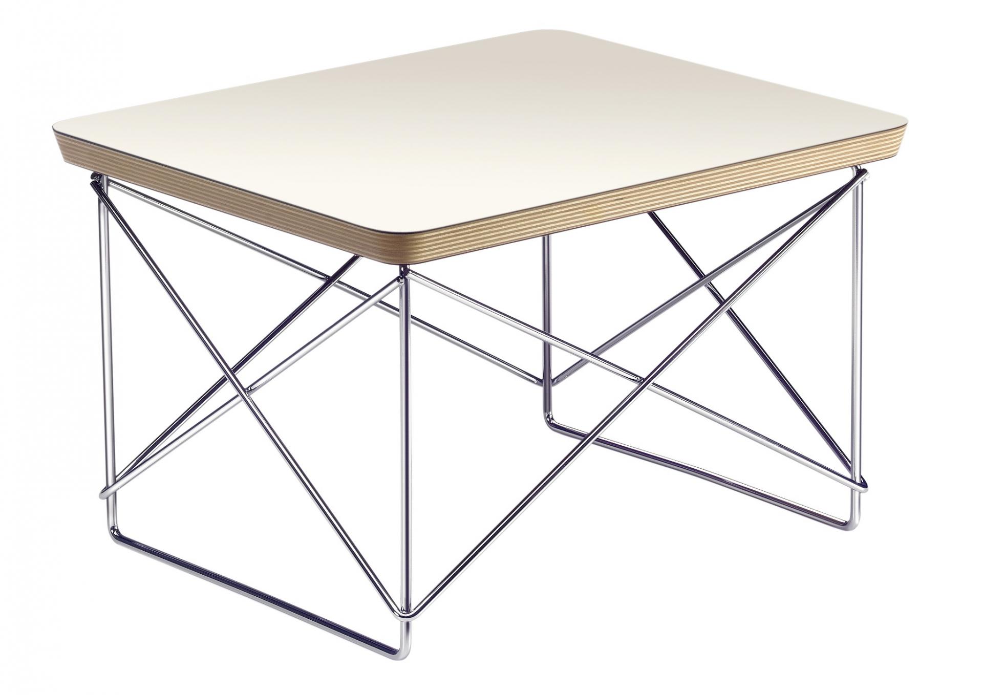 Vitra designové odkládací stolky Occasional Table LTR
