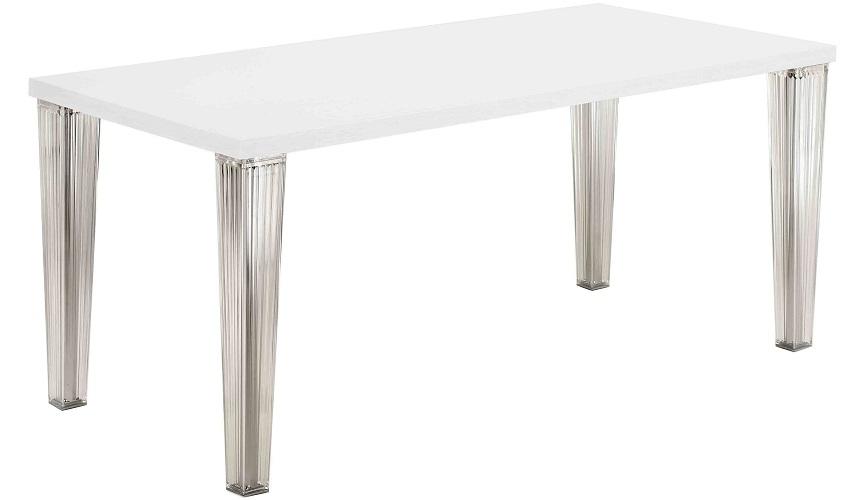 Kartell designové jídelní stoly Top Top obdelníkové (190 x 72 x 90 cm)