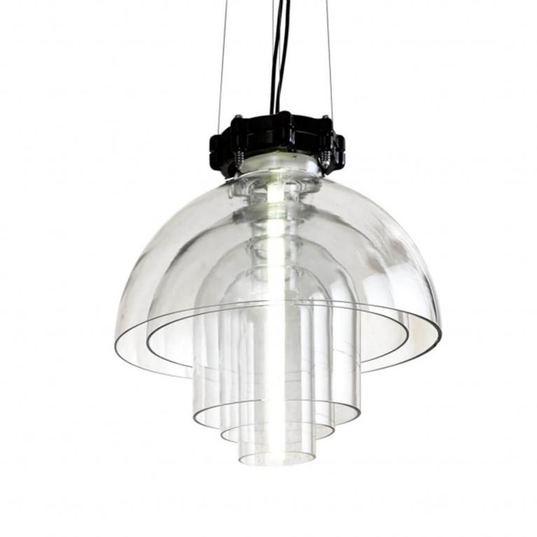 Lasvit designová závěsná svítidla Transmission
