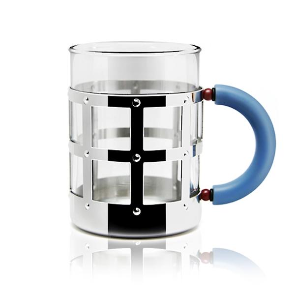Alessi designové šálky na kávu Graves Mug